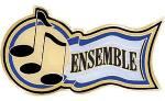 Ensemble Music Award Pins